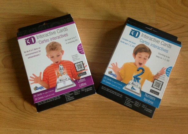 Cypher Kids Club 3D Interactive Cards