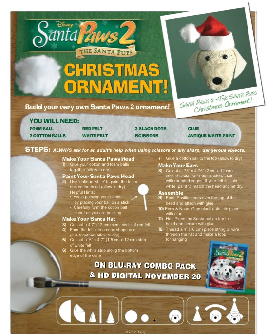 How to Make a Christmas Ornament