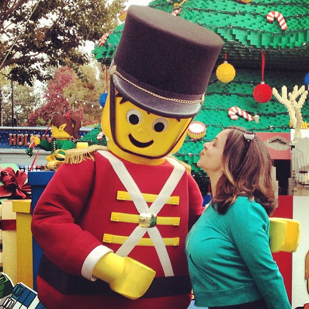 LEGO Toy Soldier