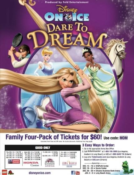 MOM Discount Disney On Ice