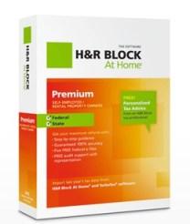 H&R Block At Home Premium