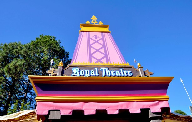 Royal Theatre at Fantasy Faire