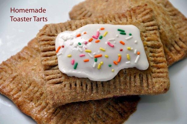 Homemade Toaster Tarts