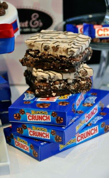 Nestlé Crunch Peanut Butter Brownie