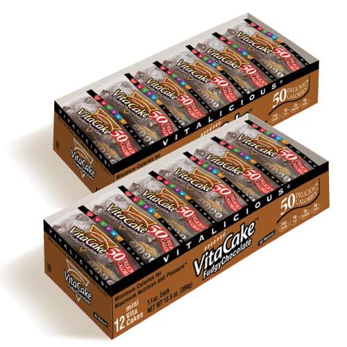Vitalicious Mini VitaCakes