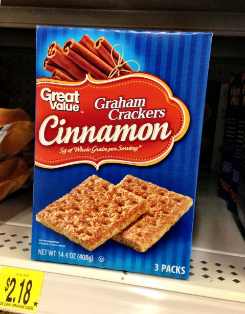 Great Value Graham Crackers
