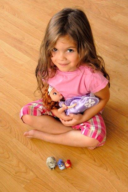 Sofia the First Talking Doll