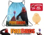 Free Birds Giveaway