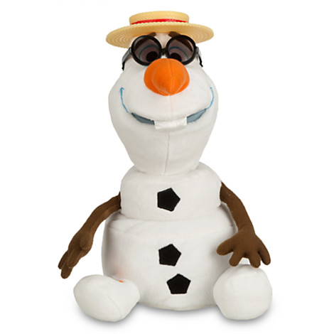 Olaf Singing Plush