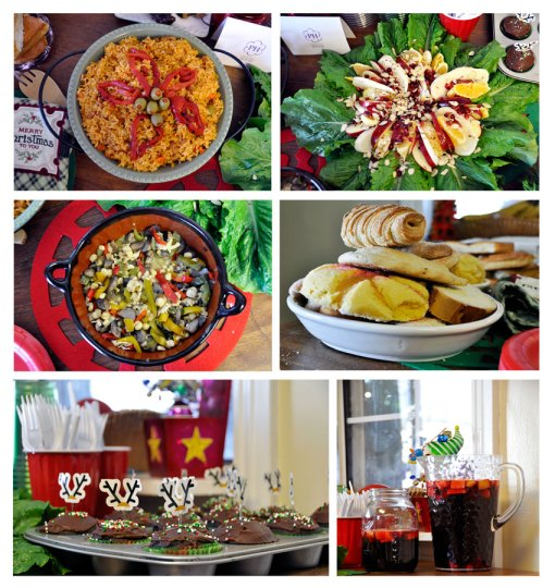 Tamalada Side Dishes