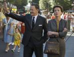 Walt Disney and P.L. Travers at Disneyland