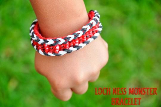 Loch Ness Monster Bracelet