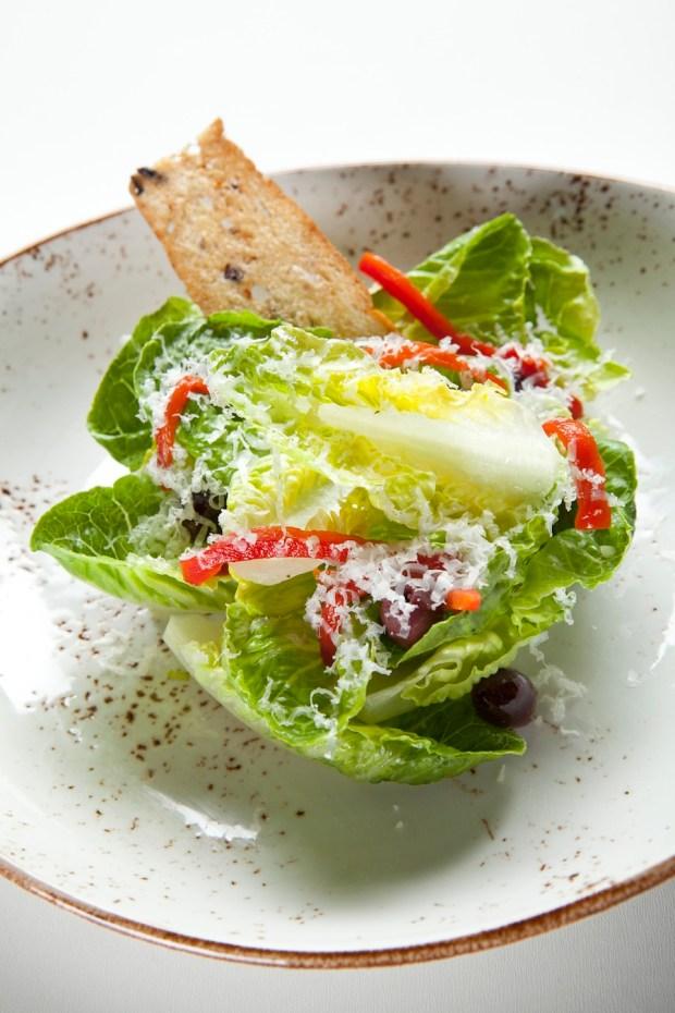 Dellas Kitchen Baby Gem Salad