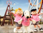 Knott's For The Cure Snoopy Lucy Sally