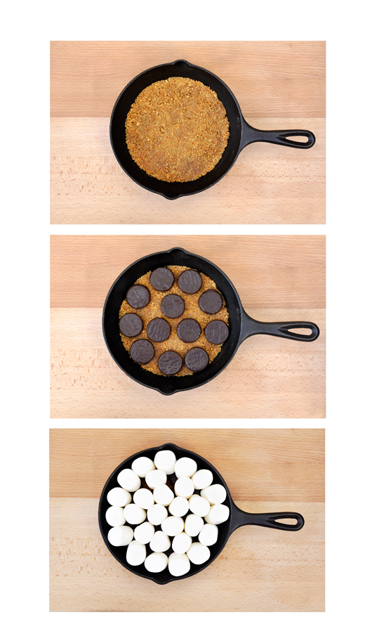 How-to-Make-Skillet-S'mores