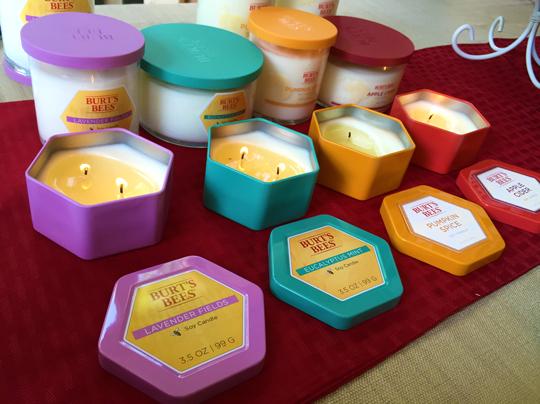 Burt's-Bees-Candles