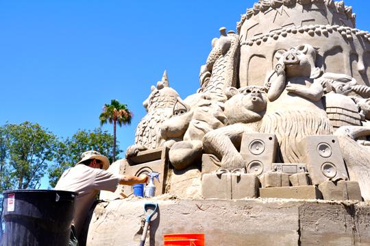 Sand Art OC Fair