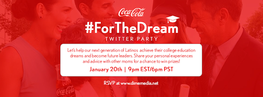 For the Dream Twitter Party