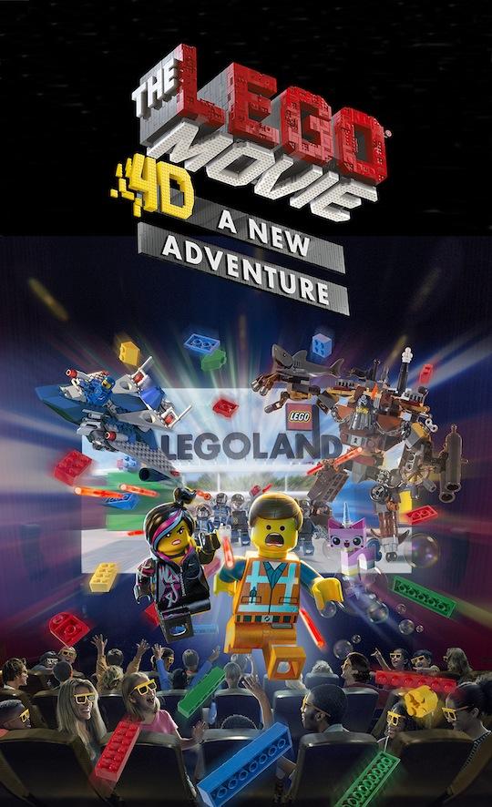The LEGO Movie 4D