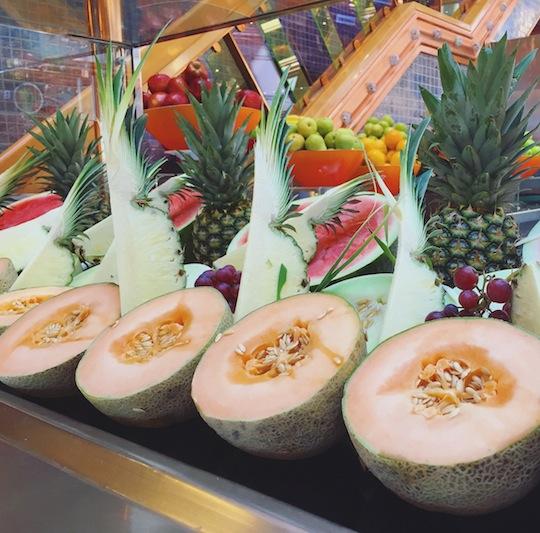 Tropical Fruit - Health Habits