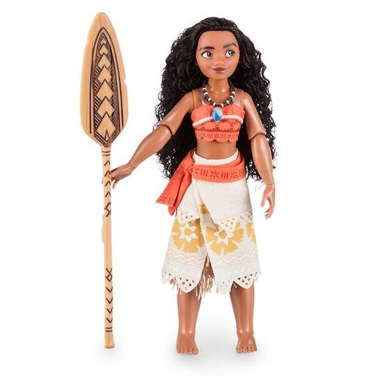 Classic Moana Doll