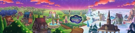 Disney Enchanted Tales Art