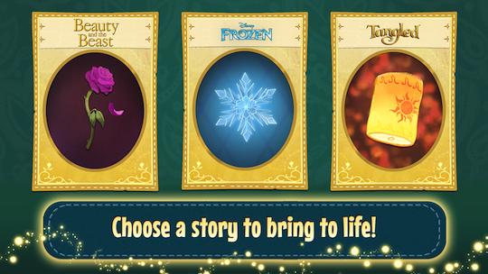 Disney Enchanted Tales Stories