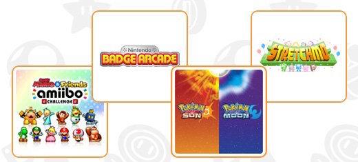 Nintendo 3DS Games - Nintendo Network ID