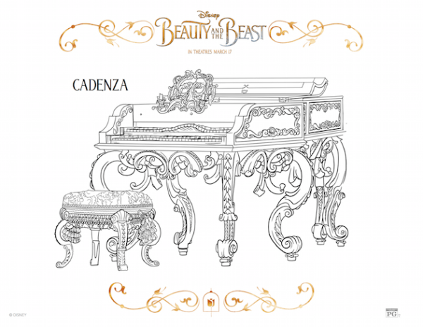 Cadenza - Beauty and the Beast