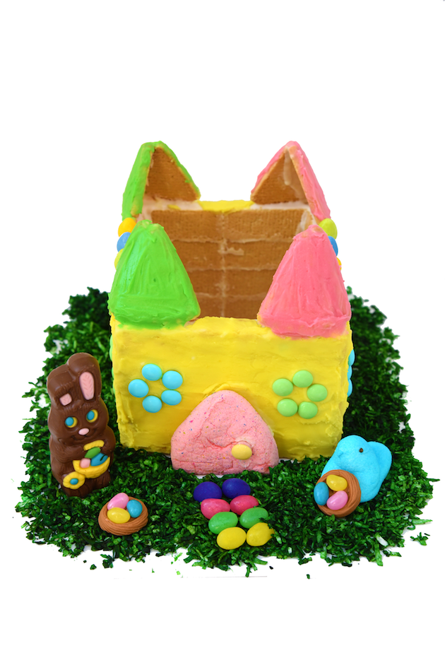 Easter Shortbread House