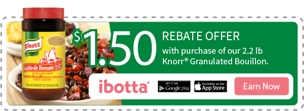 Knorr Coupon - Crockpot Minestrone Soup