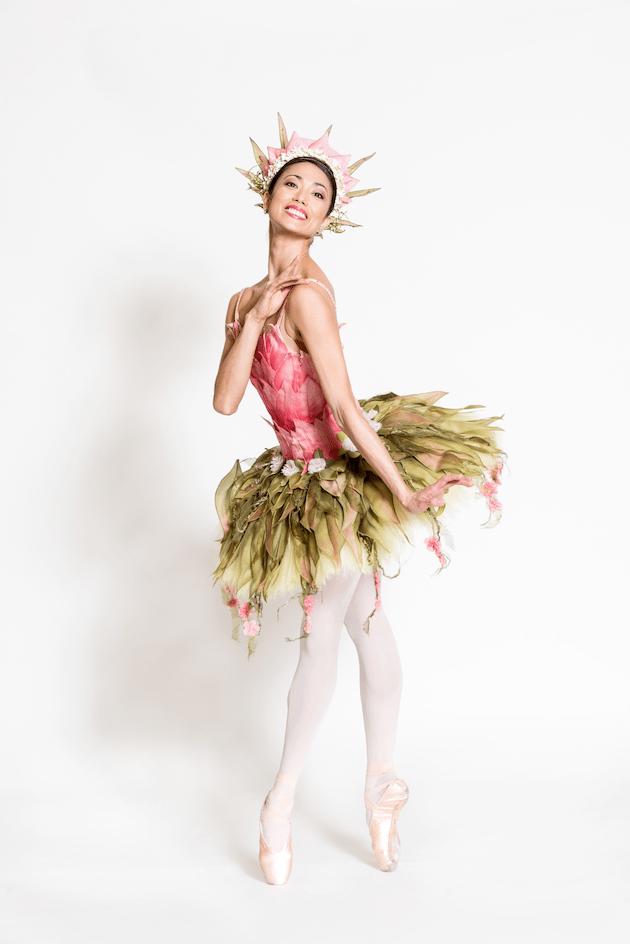 Princess Tea Flower ABT Whipped Cream - American Ballet