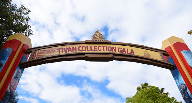 Tivan Collection Gala