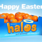 Wonderful Halos Easter Crafts