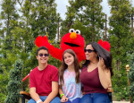 Brunch With Elmo