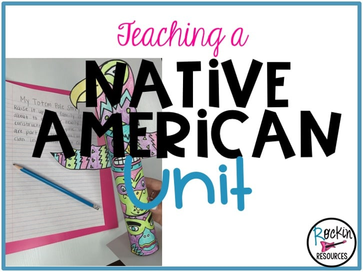 Native American Unit Rockin Resources