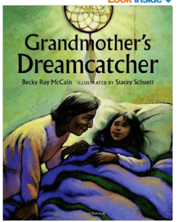 book about dreamcatchers by Becky Ray McCain