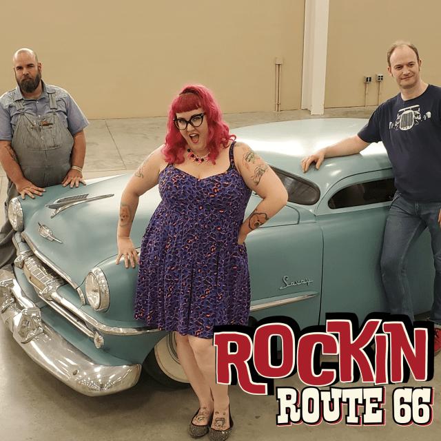 JaneRose at Rockin Route 66