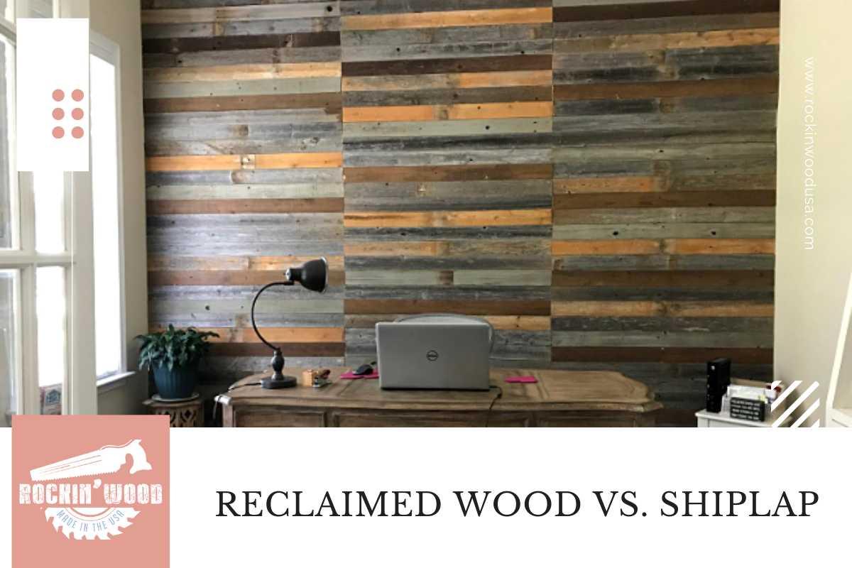 reclaimed wood vs shiplap featured