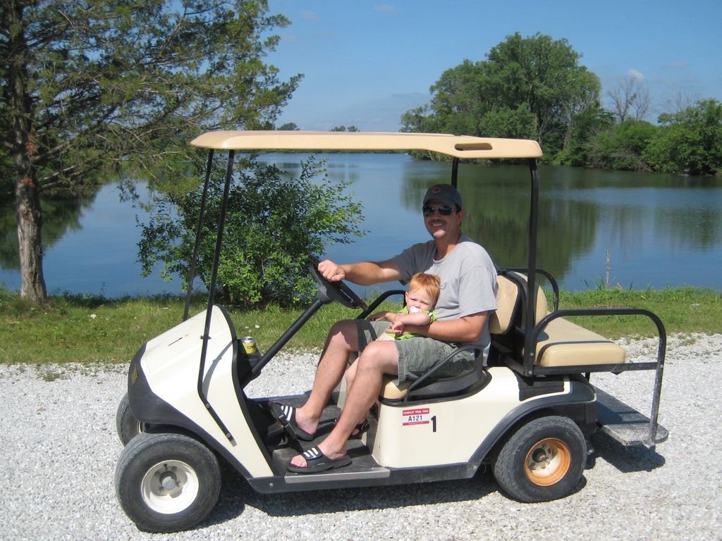 Activities - Golf Cart