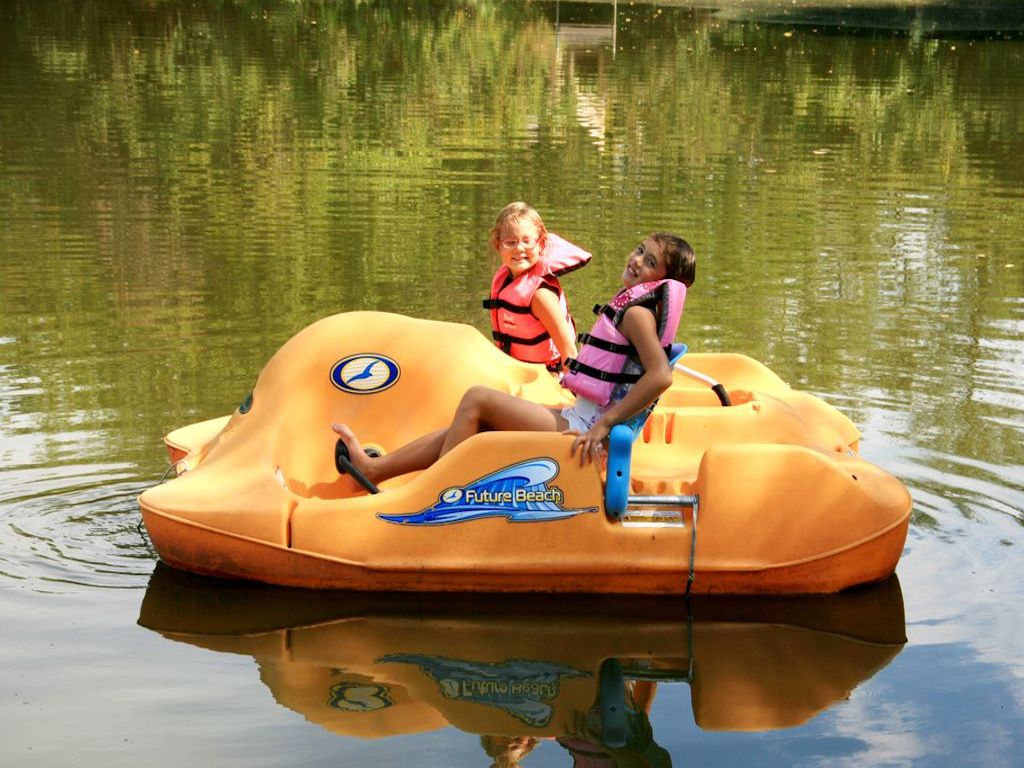 Activities - Paddleboats