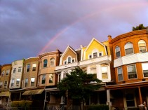 Rainbow June 25, 2012