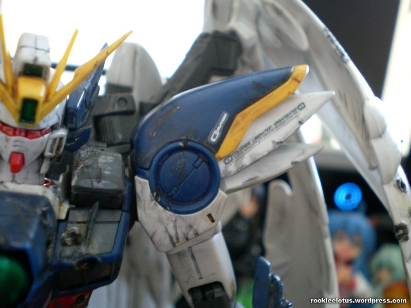 MG Wing Zero Custom WIP 07 -Completed? + Rifle Mod- (6/6)