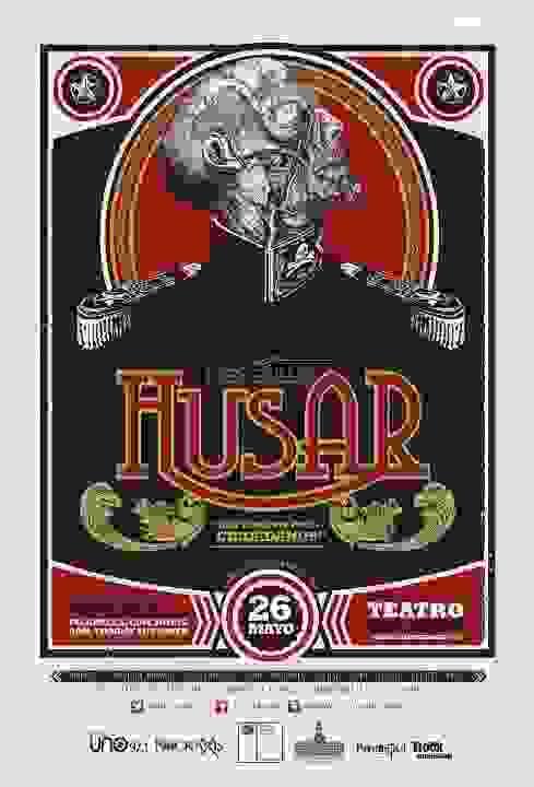 Afiche Husar