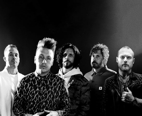 """PAPA ROACH SHARE LYRIC VIDEO FOR RIAA GOLD-CERTIFIED SINGLE """"BORN FOR GREATNESS (CYMEX REMIX)"""""""