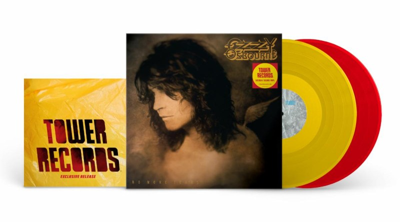 OZZY OSBOURNE'S 'NO MORE TEARS'  30TH ANNIVERSARY