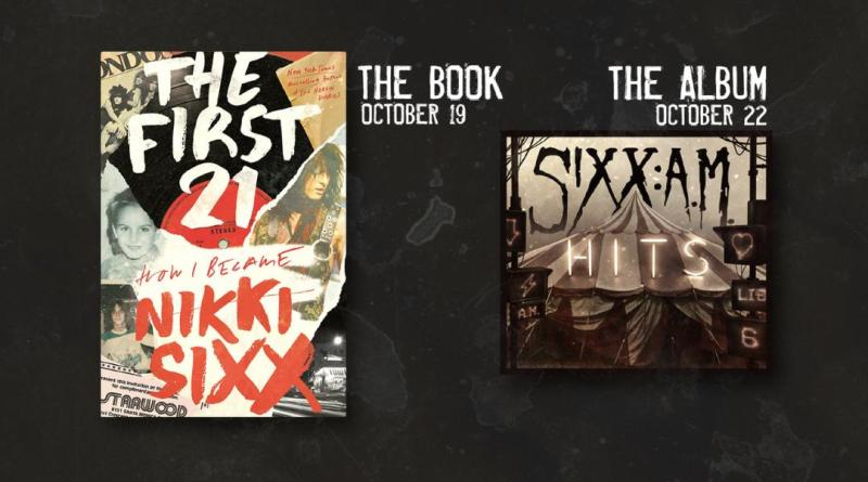 """SIXX:A.M. UNVEILS NEW LYRIC VIDEO FOR """"PRAY FOR ME,"""""""