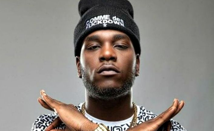 Just in: Burna Boy stays off from social media permanently.
