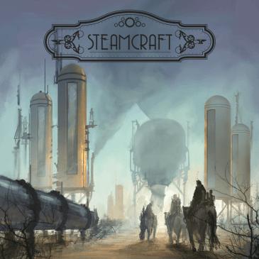Watch Us Play a Match of Steamcraft