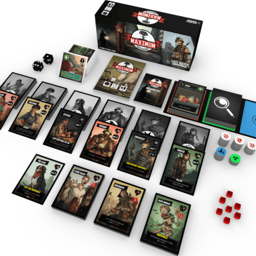 Maximum Apocalypse is coming to Kickstarter in April